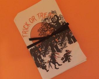 15 Vintage Halloween Treat Bags