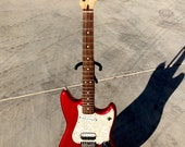 Fender Cyclone Electric Guitar and Hard Shell Case / Discontinued / Collectible