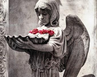 Bonaventure Cemetery Fine Art Print, Savannah