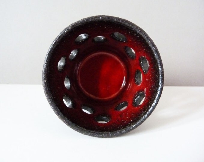 Ceramic candle holder Lovemose Denmark