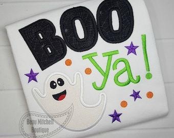 Boo Ya!