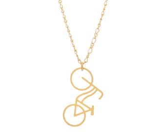 bicycle necklace, urban, inspiration,