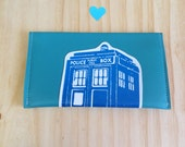 The Perfect Doctor Who Tardis Travel Wallet
