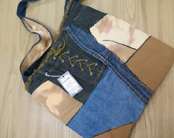 Original Hand-Tailored Cross Shoulder Bag