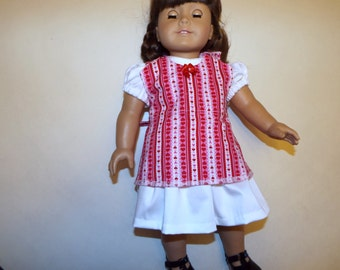 American Girl 3 Piece Outfit