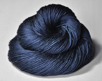 Cold night - Silk/Cashmere Lace Yarn