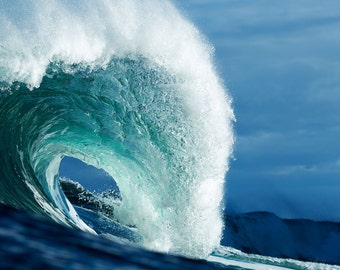 The Peak, Surfing photography