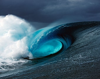 Perfection, surfing photography
