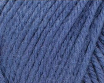 363561 E728-9820  Red Heart Soft Yarn - Mid Blue