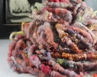 Handspun Art Yarn Corespun Sheeping Beauties 'Masterful'