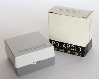 Polaroid Portrait Kit 581 Incomplete