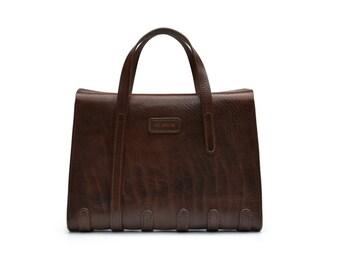Work Bag // Leather bag // Laptop bag