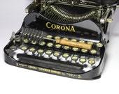 Vintage Corona Typewriter Cleaning Brush - circa 1940's