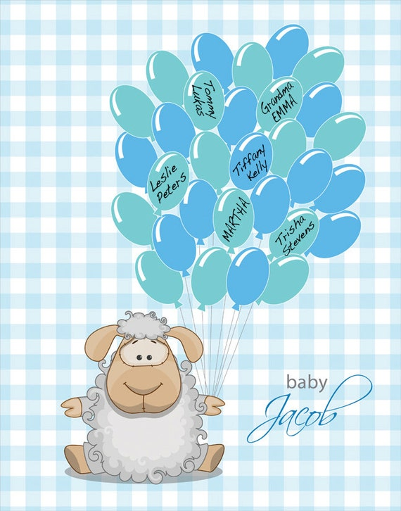 baby shower guestbook baby shower guest book alternative print baby