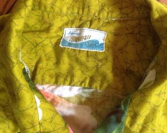 Vintage Penneys Hawaii Hawaiian Shirt Mens M