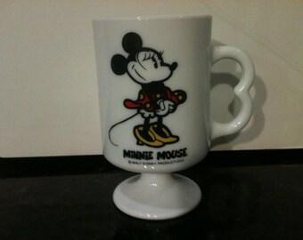 Vintage Walt Disney Minnie Mouse Coffee Mug