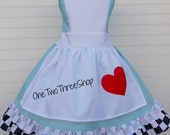 Alice in Wonderland dress Kids costume dress up