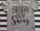 Birthday Boy Swag Shirt Hipster kids birthday shirt boys birthday shirt birthday swag tshirt kids birthday shirt birthday boy hipster shirt