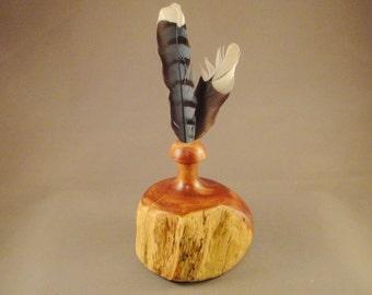 Twig - Weed Pot - Aged Eastern Red Cedar