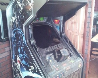 STAR WARS Video Aracde Game by Atari, Working Original, Clean, No Restoration