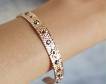 sky bracelet with stones-free shipping