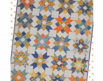 Rhapsody - Quilt Pattern by Ribbon Candy Quilt Company