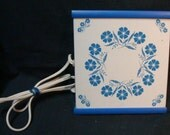 Corning Ware Go-With Food Warming Tray Working Condition Vintage Housewares Vintage Food Warmer