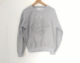 Star Chart Sweatshirt