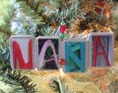 Nana Ornament