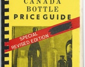 UNITTS Across Canada Bottle Price Guide Great Reference Identification book 1981