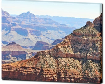 Wall Art Canvas - Large Canvas - Grand Canyon Canvas - Ethereal Canvas - S W Decor - Scenic - Multi Color Canvas - Desolate - 24 x 30 Canvas