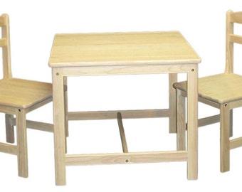 Child\'s Vanity Table and Bench Kids Vanity Little Girl