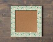 Dumpling pattern - Decorative Bulletin Board - dorm decor - office decor - cute office supplies - message board - organization - home decor