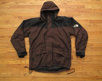 mens North Face Hydroseal ski parka