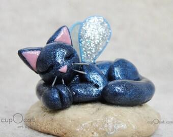 Snacky Cat No. 24 - I Love Sugar Cookies