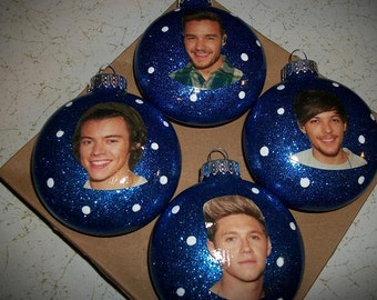 Ornaments - One Direction Inspired