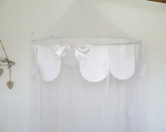Bed canopy , princess canopy , baby canopy , crib canopy , bed canopy for girls