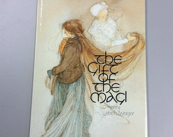 Gift of the Magi by O. Henry Tall Book Illustrated by Lisbeth Zwerger