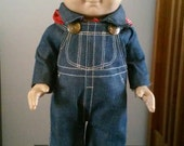 Buddy Lee Doll - Lee Jeans advertising doll