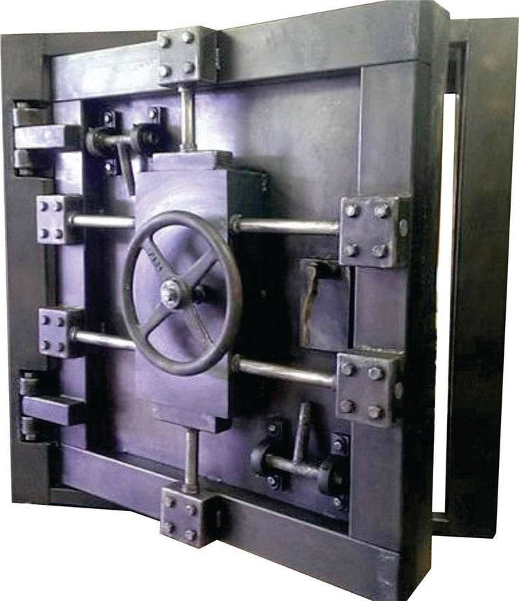 Custom Vintage Look Industrial Vault Door 027s By Industevo