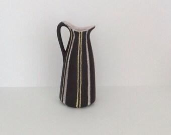Vintage Mid-Century Waechtersbach Ceramic Ursula Fesca Design Nizza Vase