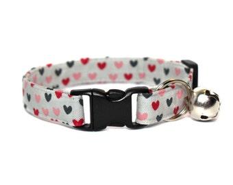 Smart Hearts Breakaway Cat Collar