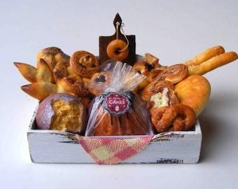 Bakery display box