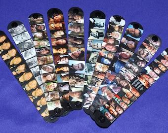BOGO Sale Summer Clearance Handmade Bracelets - Doctor Who Supernatural Walking Dead Vampire Diaries & More