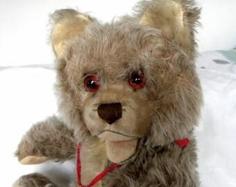 "Vintage Zotty - 15"" Berg Bear - Tier mit Hertz Zotty - Working Growler"