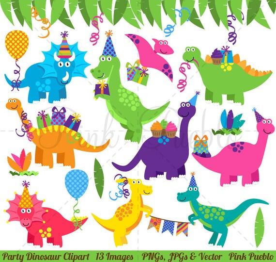 Dinosaur Birthday Clipart Dinosaur Birthday Clip Art