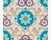ON SALE - GEMS Ocean ba-301 - Bazaar Style by Patricia Bravo - Art Gallery Fabrics - By the Yard