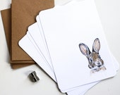 Animal Friends Letter Writing Set - Illustrated Writing Paper