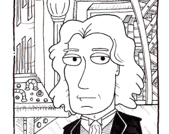 The Eighth Doctor - Doctor Who