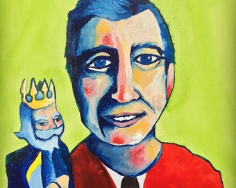 Mister Rogers Print